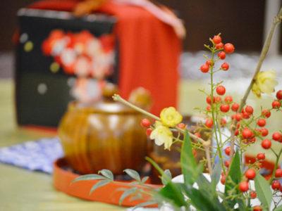 平成31年1月の美会は、煎茶をいただく会を開催しました。